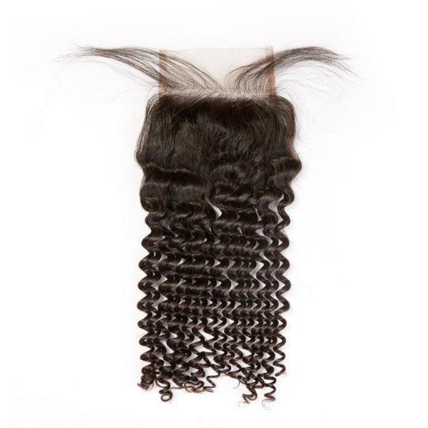 virgin hair bundles kinda curly closure colorado springs ebony hair