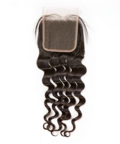 virgin hair loose curl closure colorado springs ebony hair