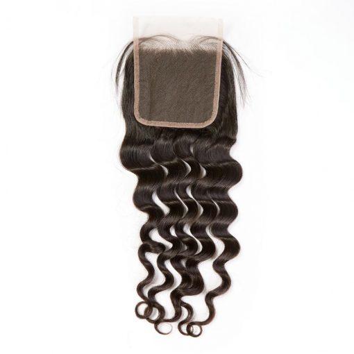 virgin hair loose curl closure colorado springs ebony hair