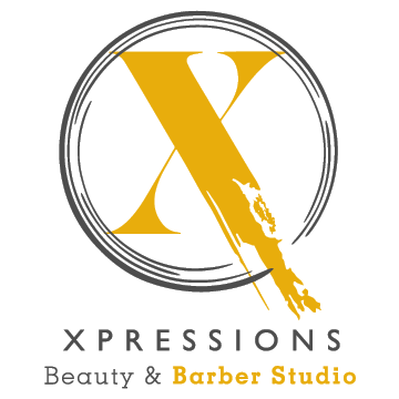 Xpressions Beauty & Barber Location Accurate Logo
