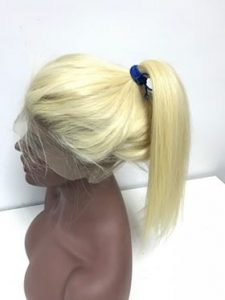 colorado springs full lace wig russian blonde pony tail