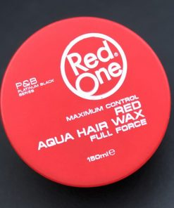 red-one-aqua-hair-wax-xpressions-beauty-studio-colorado-springs-hair-salon-denver