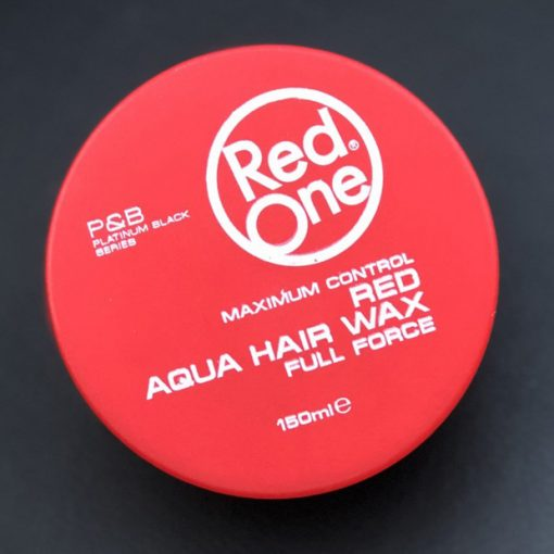 red-one-aqua-hair-wax-xpressions-beauty-studio-colorado-springs-hair-salon-denver